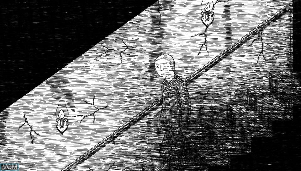 Image in-game du jeu Neverending Nightmares sur Sony PS Vita