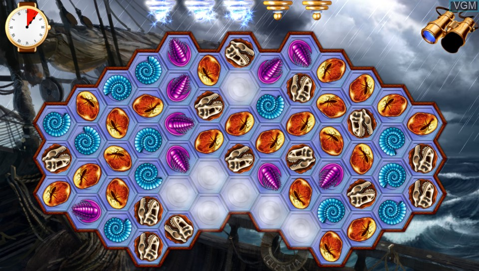 Image in-game du jeu Azkend 2 - The World Beneath sur Sony PS Vita