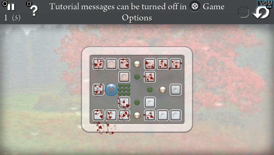 Image in-game du jeu Quell Memento sur Sony PS Vita
