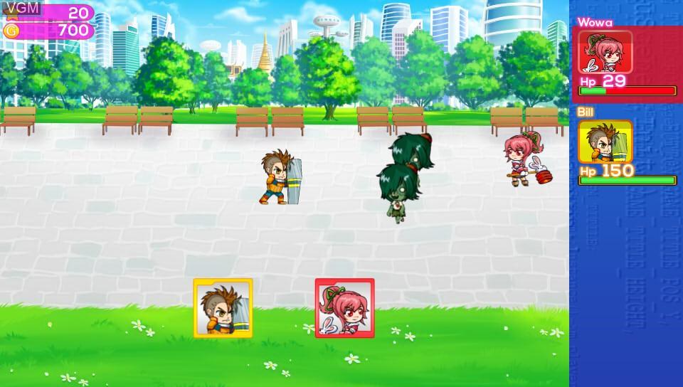 Image in-game du jeu Wanderjahr sur Sony PS Vita