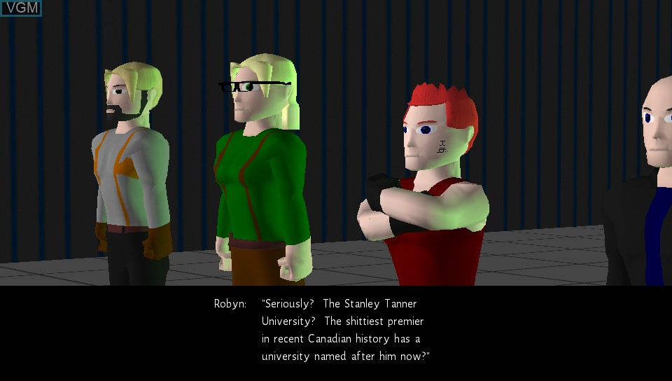 Image in-game du jeu Skylight Freerange sur Sony PS Vita