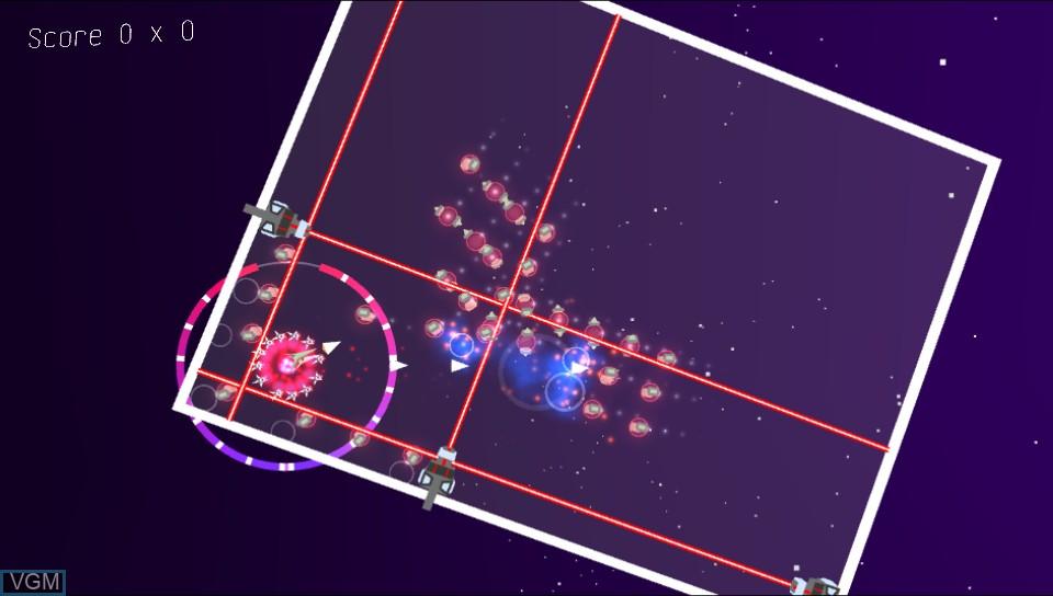 Image in-game du jeu Son of Scoregasm sur Sony PS Vita