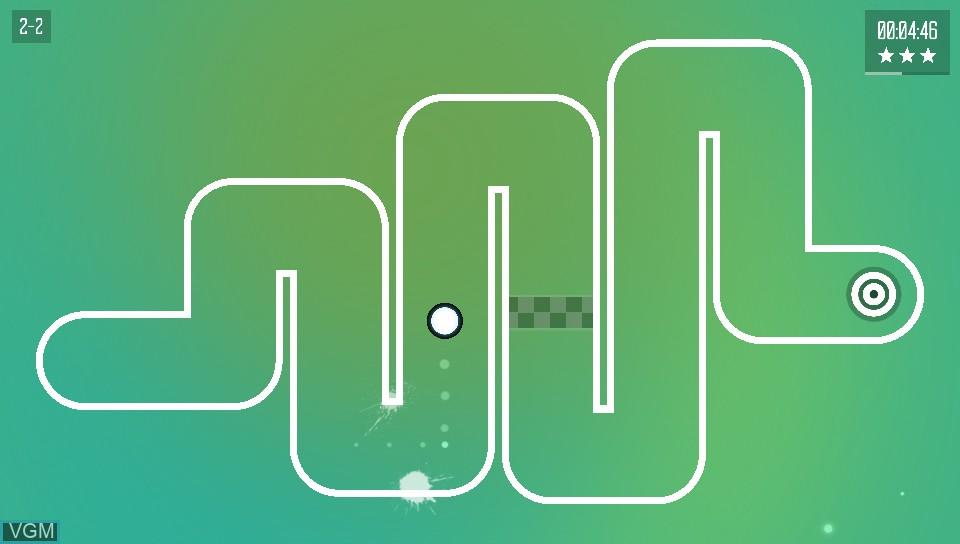 Image in-game du jeu Spiral Splatter sur Sony PS Vita
