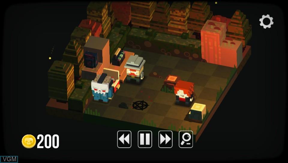 Image in-game du jeu Slayaway Camp - Butcher's Cut sur Sony PS Vita