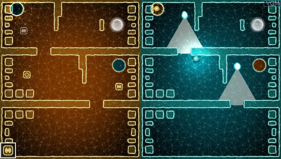 Image in-game du jeu Semispheres sur Sony PS Vita