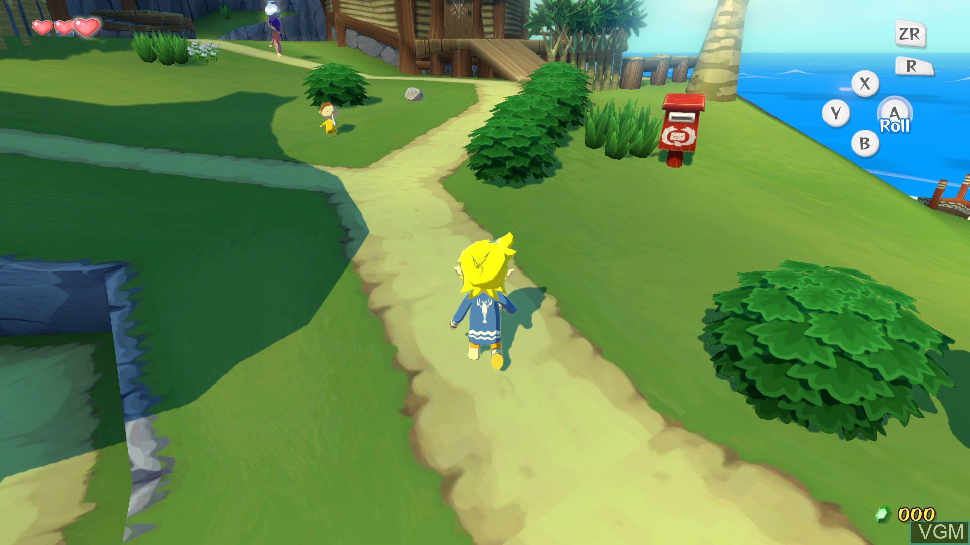 Legend of Zelda, The - The Wind Waker HD