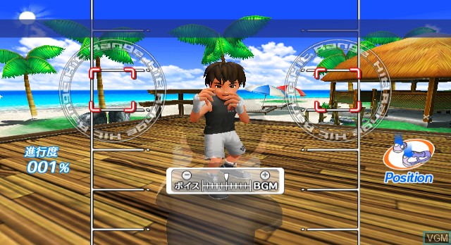 Shape Boxing Wii de Enjoy Diet