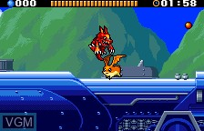 Image in-game du jeu Digimon Tamers - Battle Spirit V1.5 sur Bandai WonderSwan