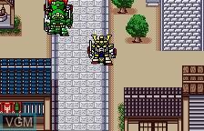 SD Gundam Eiyuuden - Eiyuuden Musha Densetsu