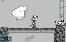 Image in-game du jeu Buffers Evolution sur Bandai WonderSwan