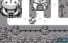 Image in-game du jeu Chocobo no Fushigi na Dungeon sur Bandai WonderSwan