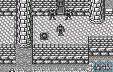 Image in-game du jeu Vaitz Blade sur Bandai WonderSwan