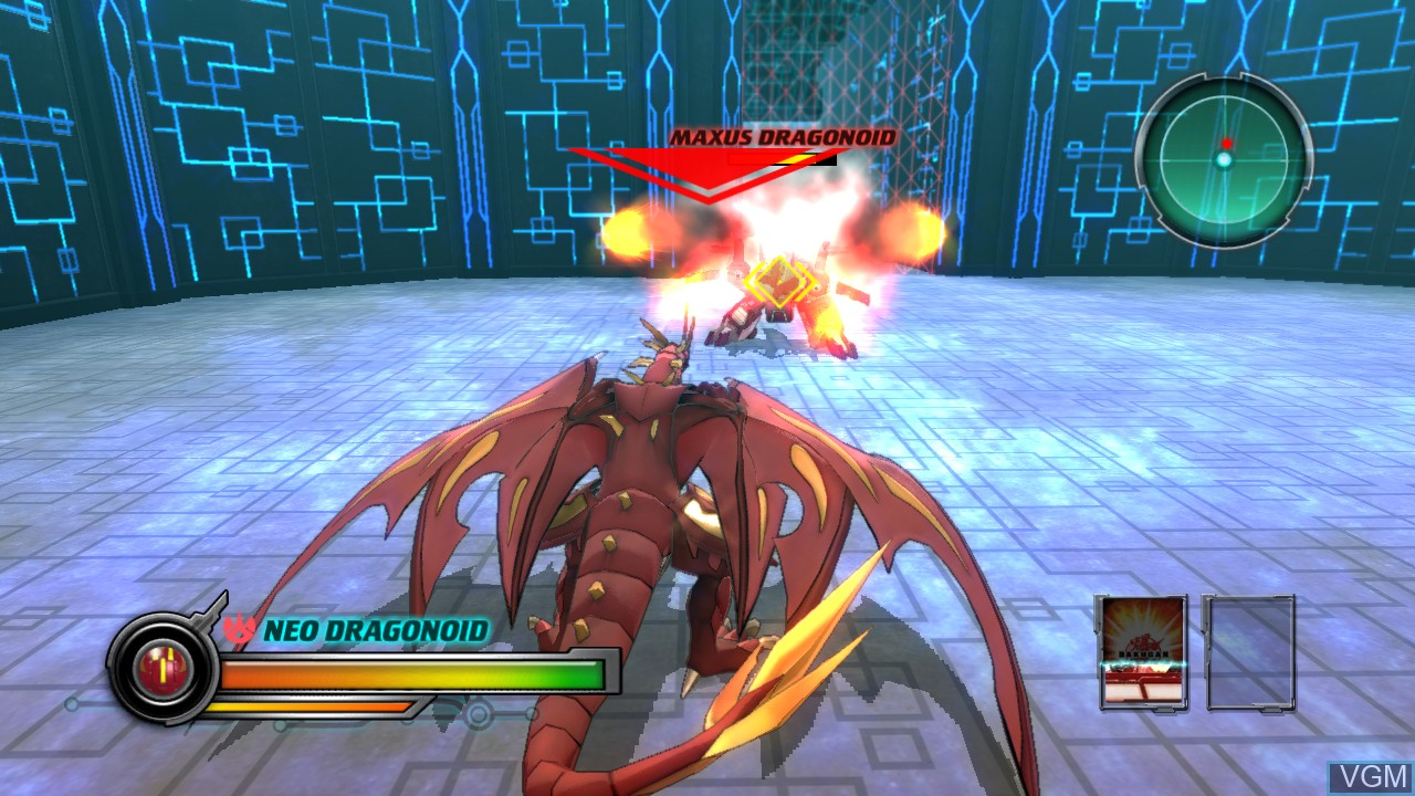 Bakugan - Defenders of the Core