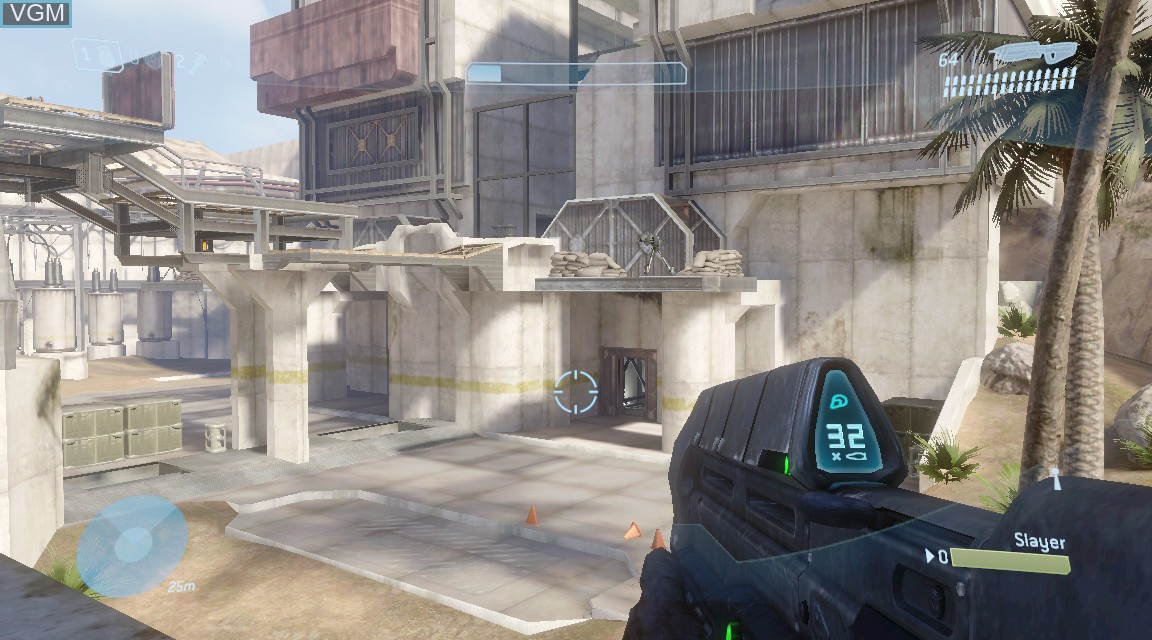 Halo 3 Mythic Map