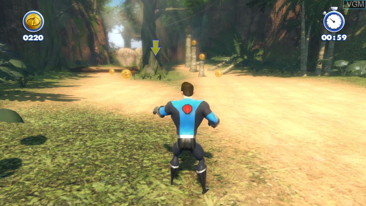 Kinect Rush - A Disney-Pixar Adventure