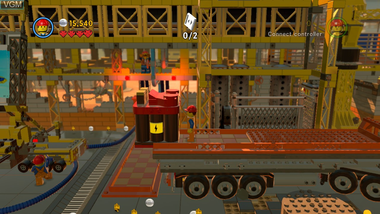LEGO Movie - The Videogame