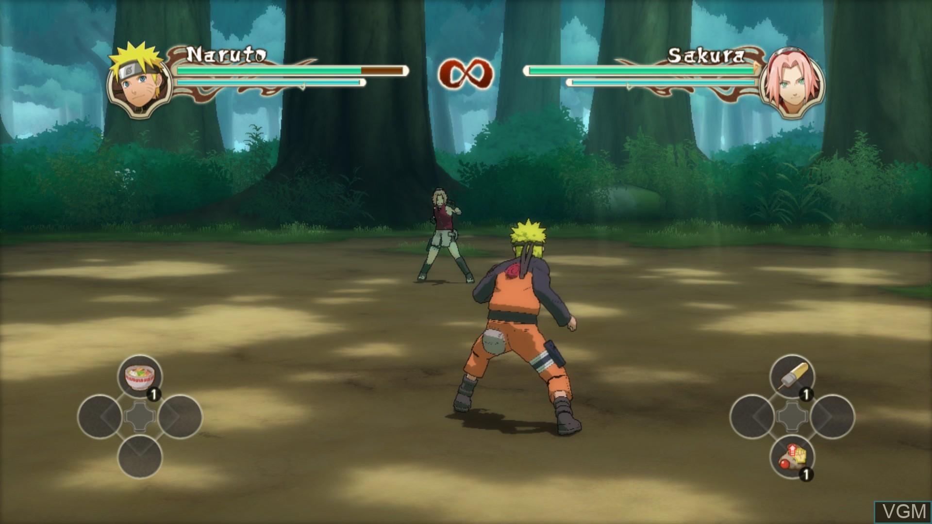 Naruto Shippuden - Narutimate Storm 2