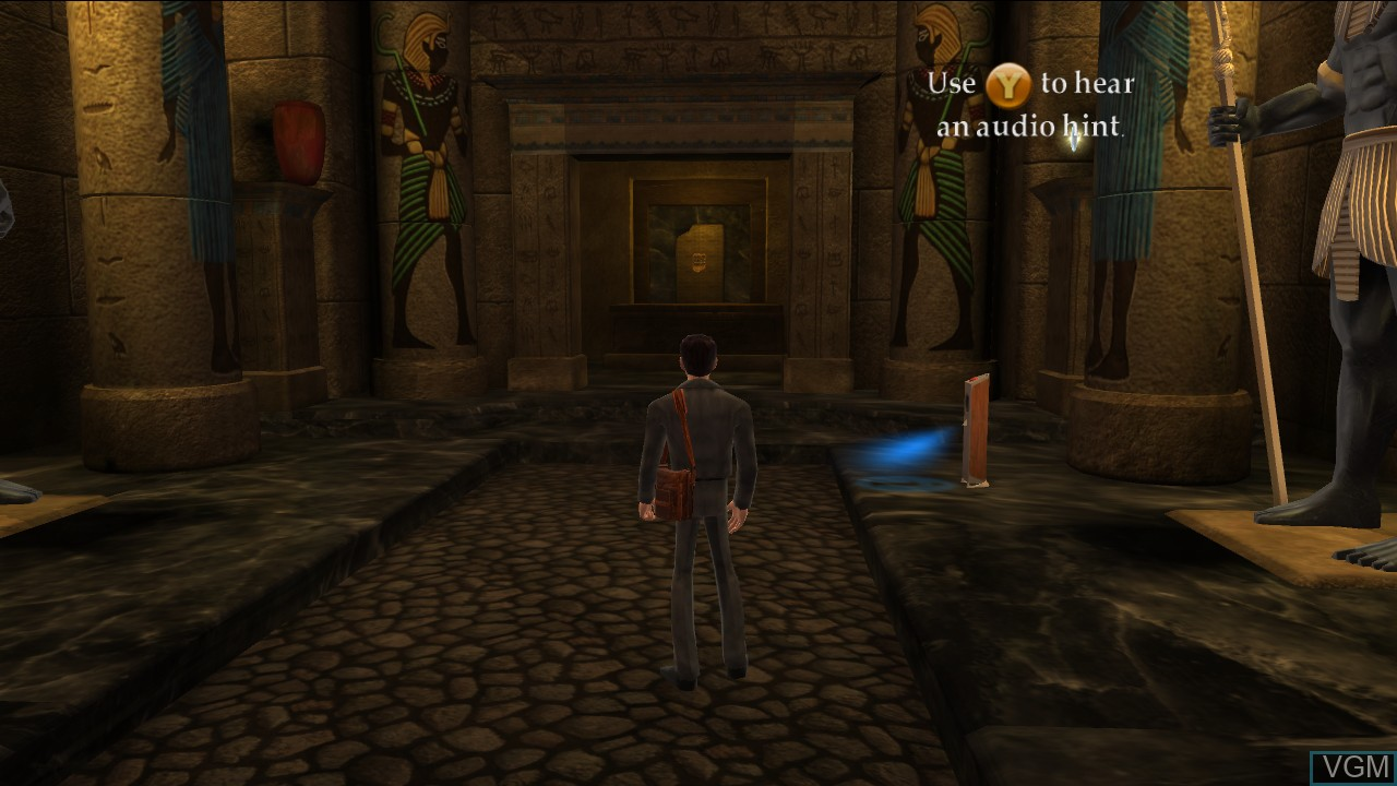 Image in-game du jeu Night at the Museum 2 sur Microsoft Xbox 360