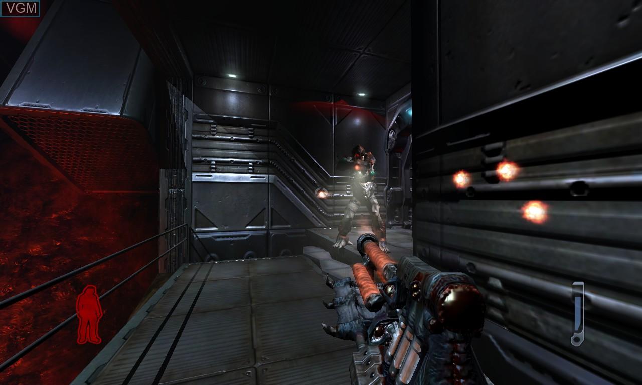 Image in-game du jeu Prey sur Microsoft Xbox 360