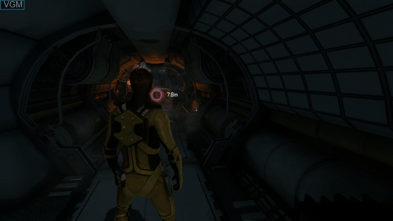 Image in-game du jeu Star Trek The Video Game sur Microsoft Xbox 360