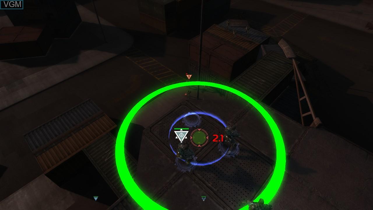 Image in-game du jeu Stormrise sur Microsoft Xbox 360