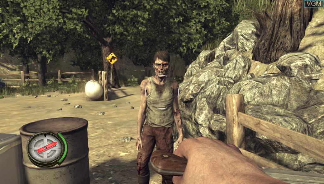 Walking Dead, The - Survival Instinct