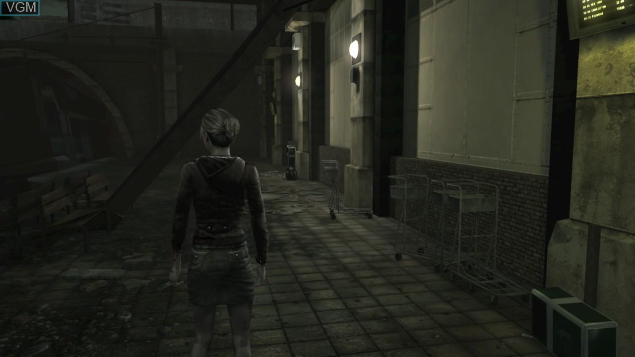 Image in-game du jeu AMY sur Microsoft Xbox 360