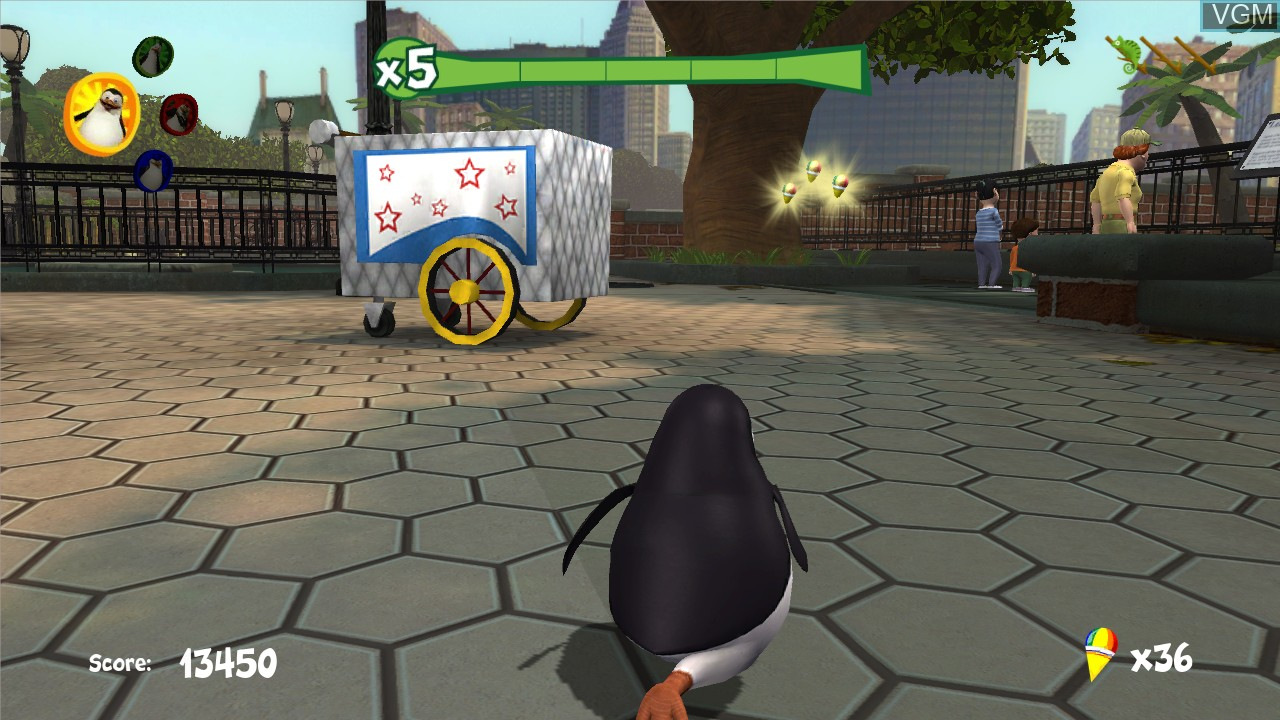 Penguins of Madagascar, The - Dr. Blowhole Returns - Again!