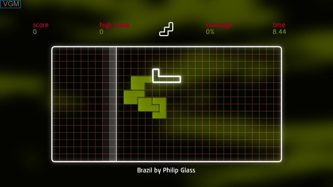 Image in-game du jeu Chime sur Microsoft Xbox 360