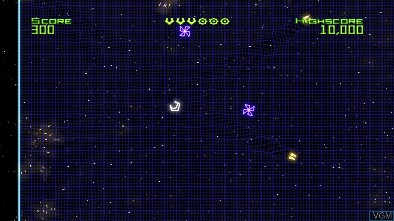 Geometry Wars - Retro Evolved