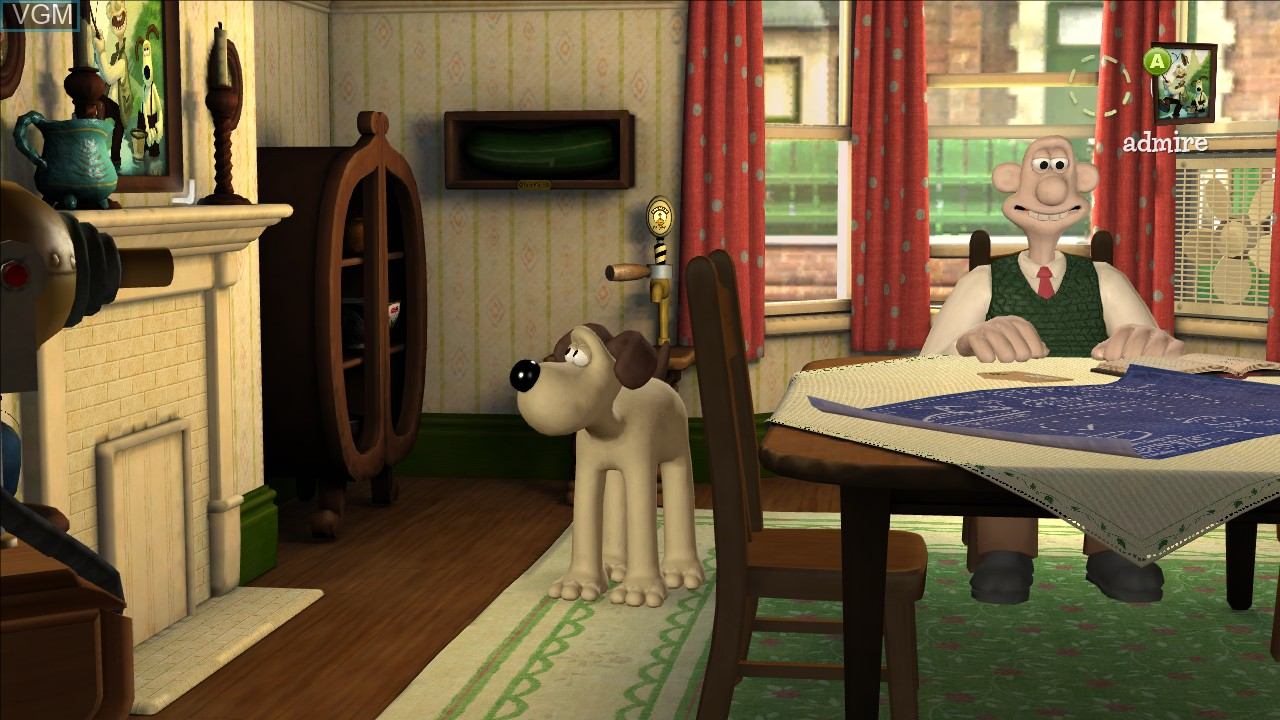 Wallace & Gromit's Grand Adventures, Episode 1 - Fright of the Bumblebees