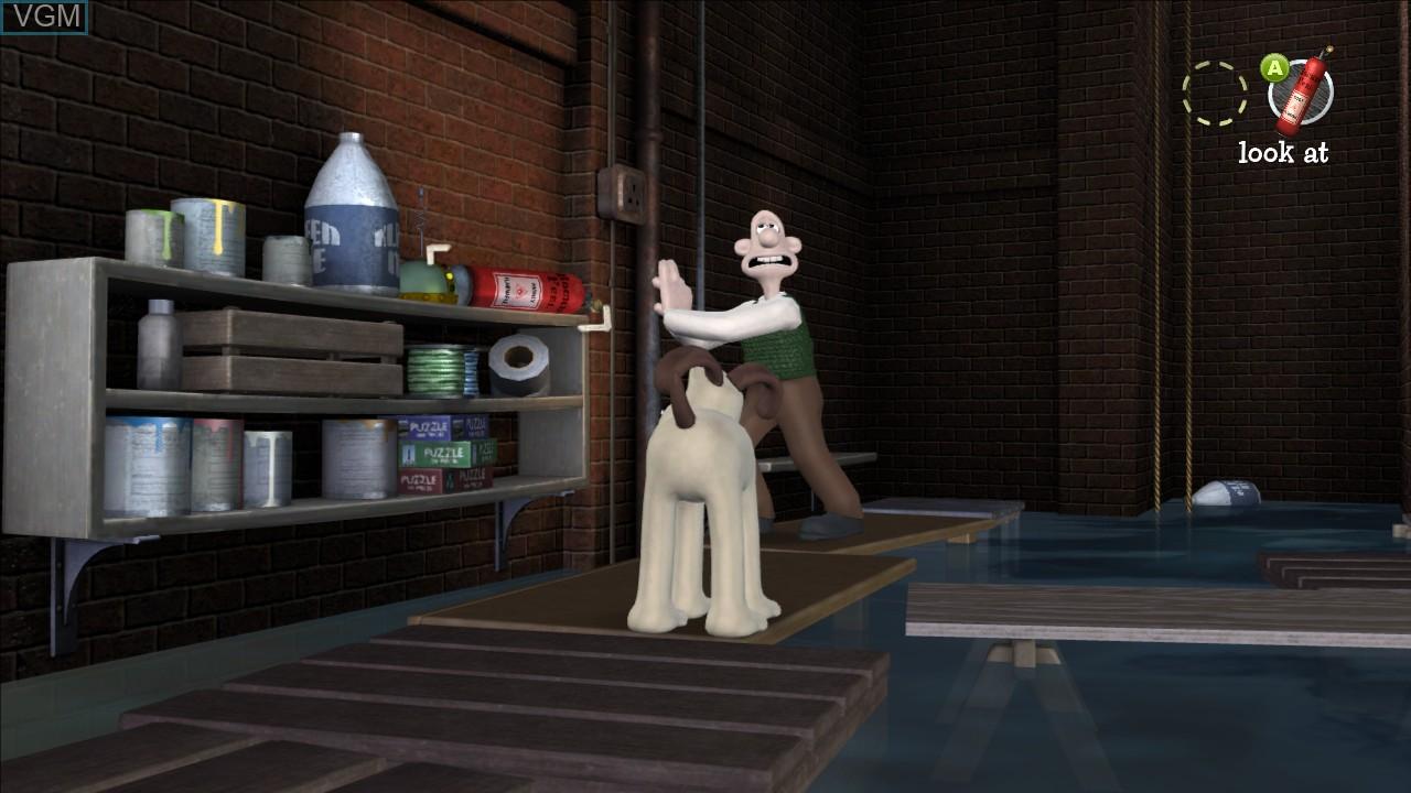 Wallace & Gromit's Grand Adventures, Episode 2 - The Last Resort