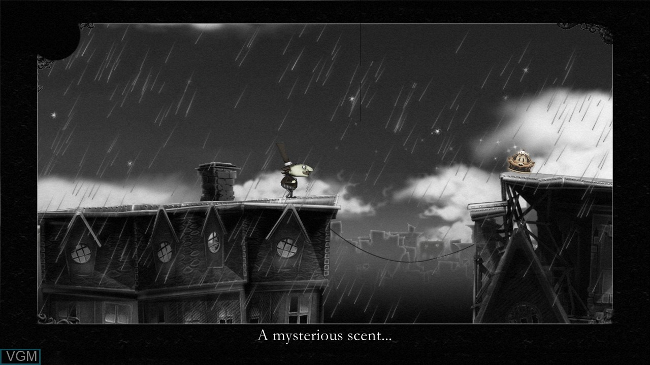 Image in-game du jeu Misadventures of P.B. Winterbottom, The sur Microsoft Xbox 360