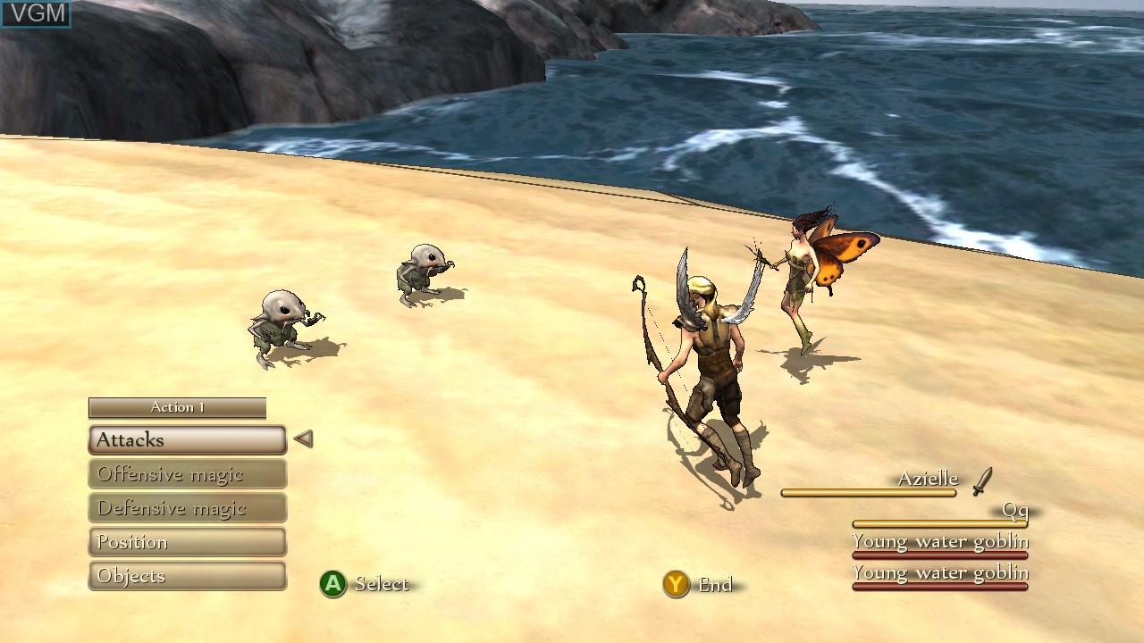 Faery - Legends of Avalon