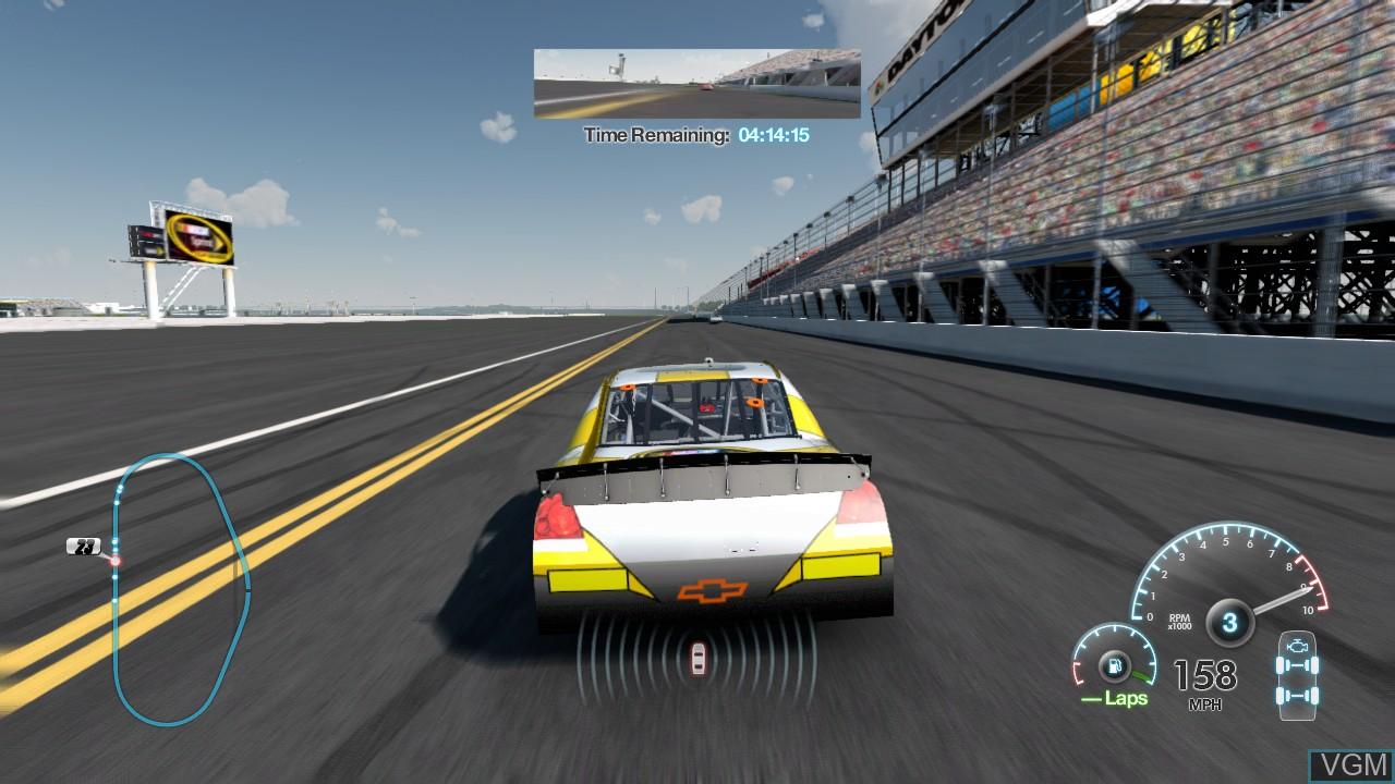 NASCAR The Game - Inside Line