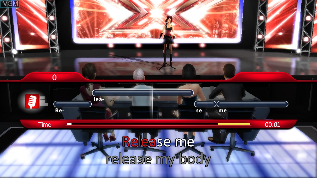 X-Factor, The
