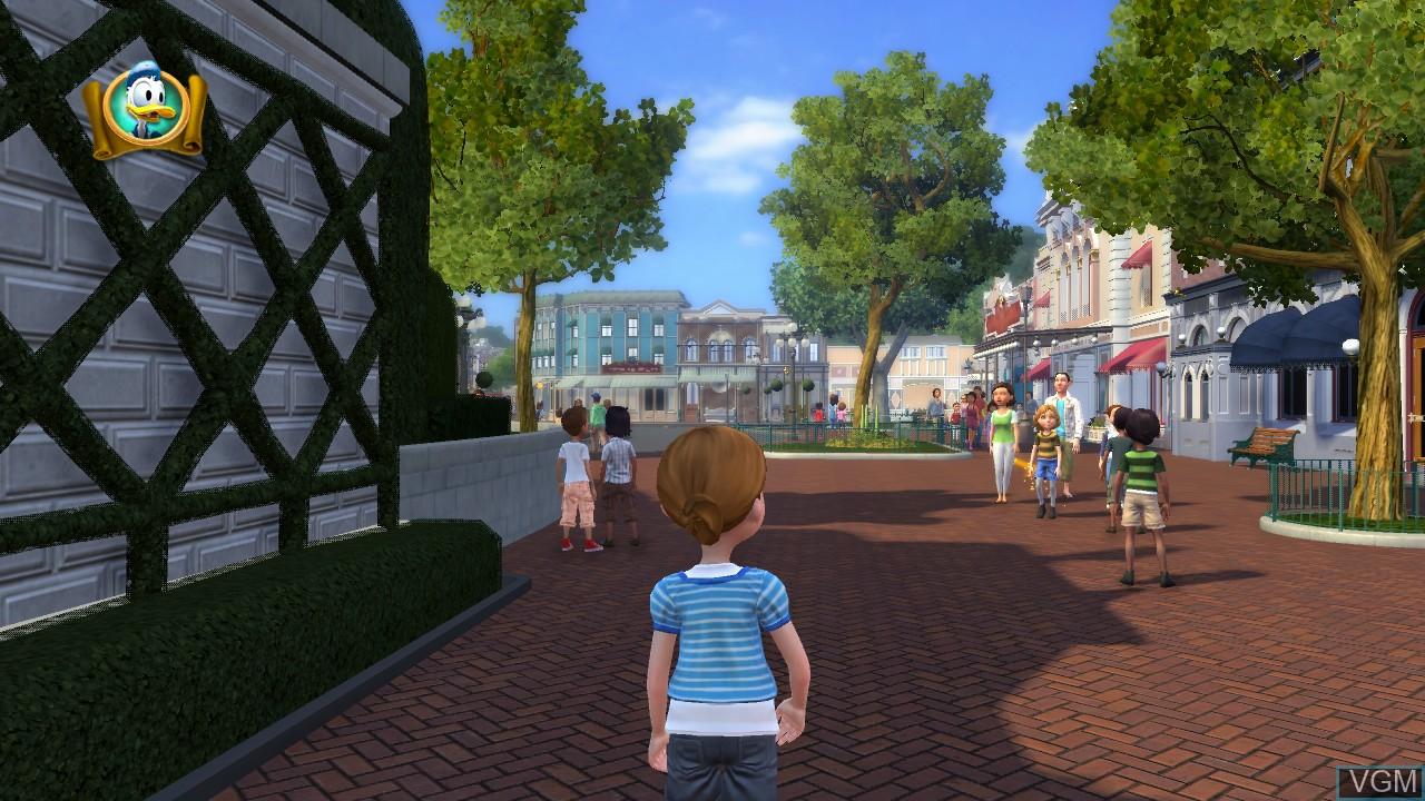 Kinect - Disneyland Adventures