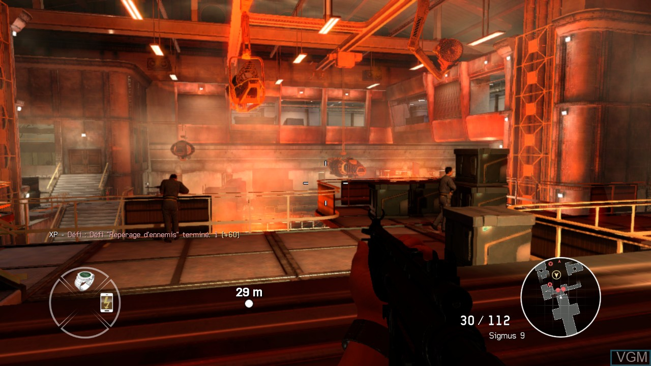 Image in-game du jeu 007 Legends sur Microsoft Xbox 360