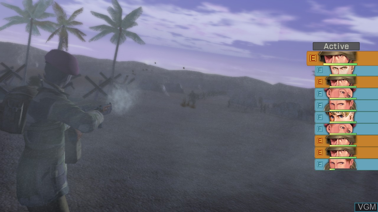 Image in-game du jeu Operation Darkness sur Microsoft Xbox 360