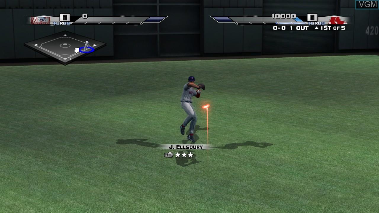 Image in-game du jeu Bigs 2, The sur Microsoft Xbox 360