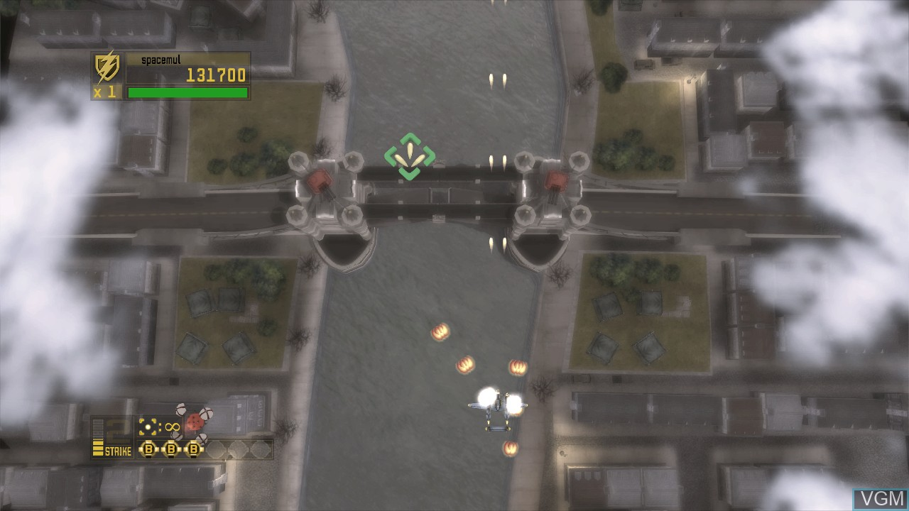 Image in-game du jeu 1942 - Joint Strike sur Microsoft Xbox 360