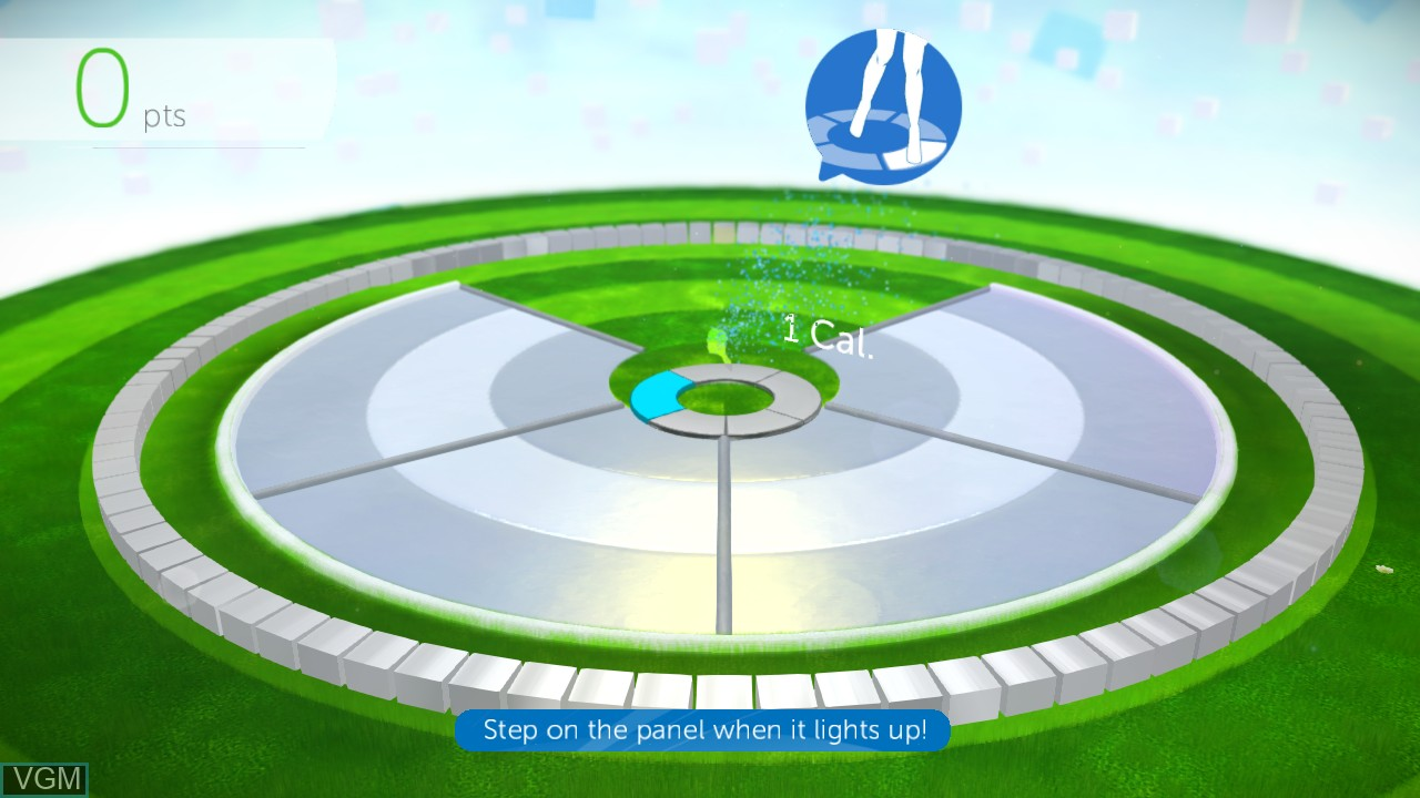 Image in-game du jeu Your Shape Fitness Evolved 2012 sur Microsoft Xbox 360