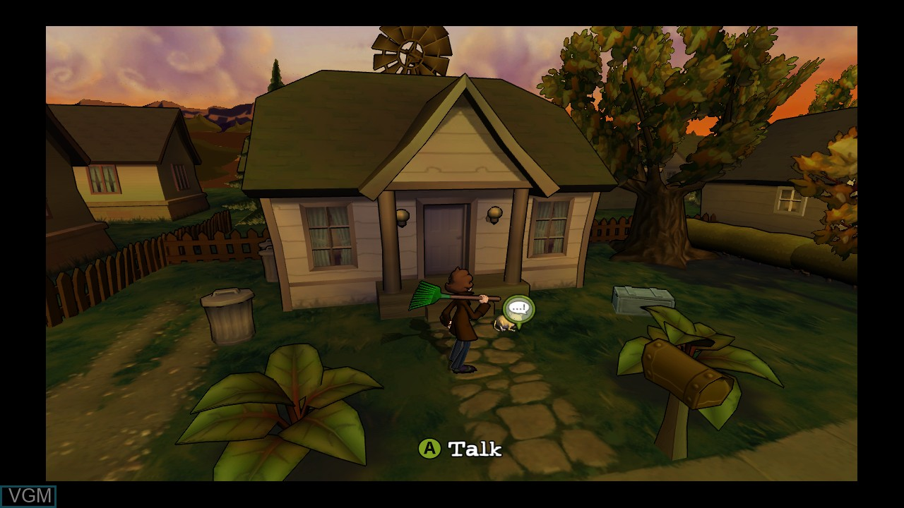 Image in-game du jeu Penny Arcade Adventures - On the Rain-Slick Precipice of Darkness Episode One sur Microsoft Xbox 360