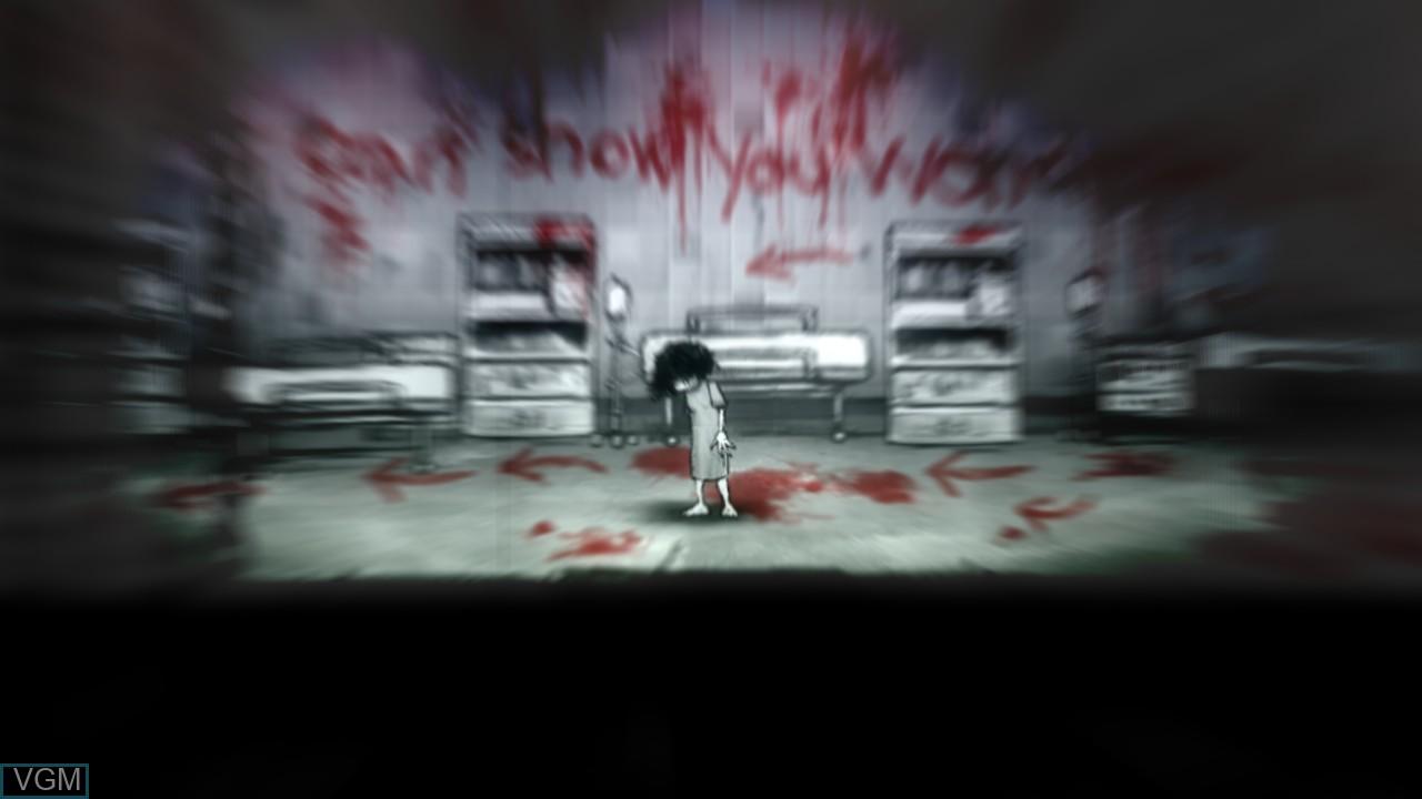 Image in-game du jeu The Dishwasher - Vampire Smile sur Microsoft Xbox 360