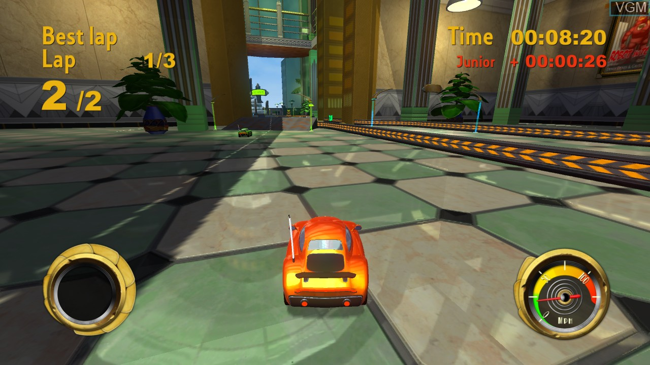 Image in-game du jeu Things on Wheels sur Microsoft Xbox 360