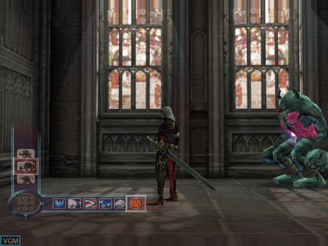 Image in-game du jeu Castlevania - Curse of Darkness sur Microsoft Xbox