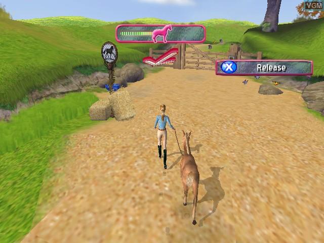 Barbie Horse Adventures - Wild Horse Rescue