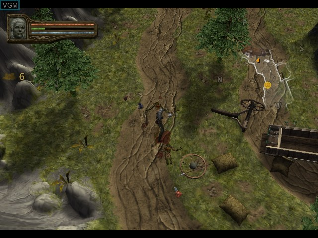 Baldur's Gate - Dark Alliance II