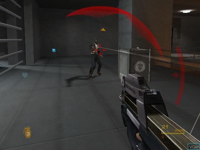 GoldenEye - Rogue Agent