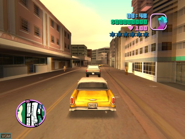 Grand Theft Auto - Vice City